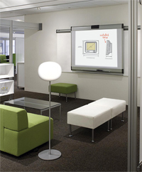 PolyVision Walk-and-Talk interactive whiteboard